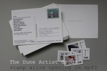The Dune - stamp alive opening / mp43