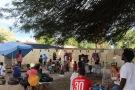 First Windhoek ART 'flea' Market, february 2016. Organized by Tina Schoenheit, Kirsten Wechslberger and Sandra Schmidt