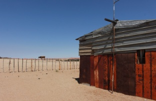 """Soutrevier"", Namib desert. 2015"