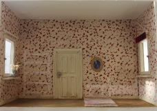 """""""The lost rooms"""" (Detail). Work in progress, Sandra Schmidt 2016"""
